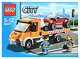 Lego - City Flatbed Truck - 5 Years +