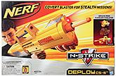 Buy Nerf - Nerf And Strike Deploy CS 6 Blaster Yellow