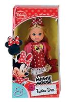 Buy Simba - Evi Love Minnie Mouse Fashion Dress Doll