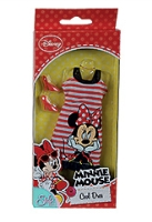 Minnie Mouse Cool Doll Dress And Accessories 3 Years +, Style Up Your Doll With This Fantastic Dr...