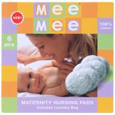 Buy Mee Mee - Pack of 6 Reusable Nursing Pads