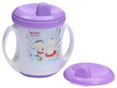 Buy Morisons Baby Dreams Poochie Feeding Cup Purple