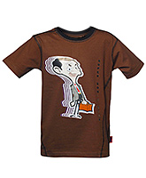 T-Shirt - Chocolate Brown