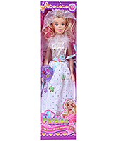 Doll With A Flower Bouquet 3 Years+, 41 cm, Lovable, playful doll for your litt...