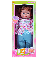 Fab N Funky - Musical Baby Doll In Pant And Shirt