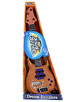 Dream Dazzler Guitar 3 Years +, 50 Cm, The Ultimate Gift For The Rock Sta...