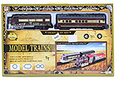 Model Train Play Set Battery Operated Model Train With Light And Music