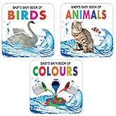 Dreamland - Baby Bath Books 3 Titles
