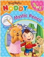 Noddy - 3 In 1 Mystic Pencil Book