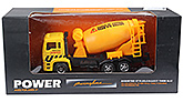 Buy Fab N Funky - Mixer Truck Model Car Yellow
