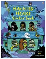 Usborne - Haunted House Sticker Book