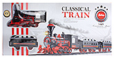 Fab N Funky - Multi Color Classical Train Set
