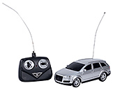 Fab N Funky Remote Control Auto Model Car - Silver
