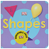 Dorling Kindersley - Shapes Mini Board Book