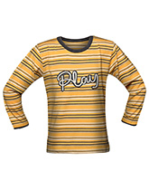 Full Sleeve T-Shirt - Play