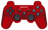 Dual Shock 3 Wireless Control Red Wireless Controller For The Most Trendy And Most Int...