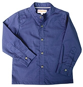 Buy Campana - Full Sleeves Plain Shirt