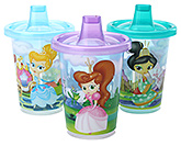 Nuby Princess Wash Or Toss Cup 300 ml