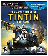 The Adventures Of Tintin The Game PS3