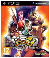 Capcom - Super Street Fighter 4 PS3