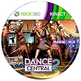 Dance Central 2 XBox 360 10 Years +, Get Ready For The Sequel To The Best-sel...