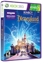 Microsoft - Kinect Disneyland Adventures Xbox 360