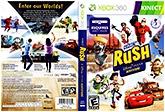 Microsoft - Kinect Rush a Disney Pixar Adventure Xbox 360