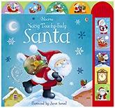 Buy Usborne - Noisy Touchy Feely Santa Book