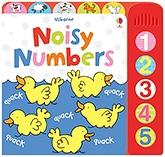 Buy Usborne - Noisy Numbers Book