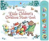 Buy Usborne - Little Children Christmas Music Book