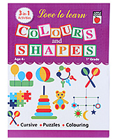 Apple Books - Colors and Shapes Book