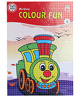 Buy Apple Books - My Crazy Color Fun 4 Book