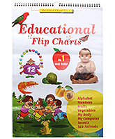 Apple Books - Educational Flip Chart Set 1 Book