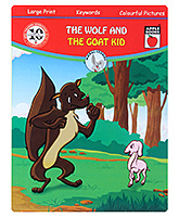 Buy Apple Books - The Wolf and the Goat Kid Story Book