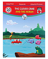 Buy Apple Books - The Clever Crab and the Heron Story Book