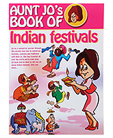 Buy Apple Books - Aunt Jo Book Of Indian Festivals