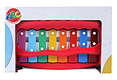 Simba - ABC My First Piano Toy Red