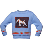 Sweater - Sky Blue