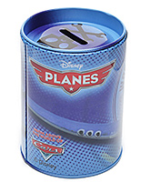 Buy Disney Pixar Planes World Classified Skipper Coin Bank