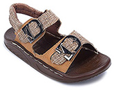 Cute Walk - Buckle Strap Casual Sandal