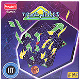 Tryangles Game 8 Years+, The Ultimate Objective Of The Try Angles G...