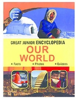 Shree Book Centre - Great Junior Encyclopedia Our World