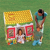Buy Bestway - Yellow Cottage Play House