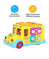 Mee Mee - Intelligent School Bus Toy
