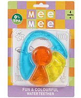 Fun And Colorful Toy Shape Water Teether 4 Months+, 0 % BPA, This Teether Is An Essential Pro...