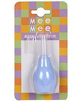Buy Mee Mee - Nasal Aspirator Blue