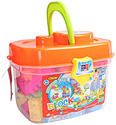 Building Blocks Toys 116 Pieces 3 Years+, Set Of 116 Pieces, Develops Physical, Soci...