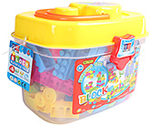 Building Blocks 116 Pieces 3 Years+, Set Of 116 Pieces, Develops Physical, Soci...