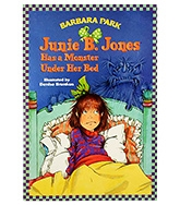 Random House - Has a Monster under Her Bed Story Book