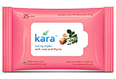 Kara Toning Wipes